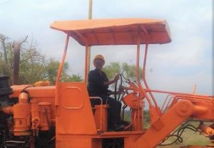 African Childrens Haven Tractor Project
